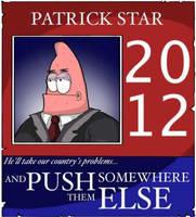 Patrick Star 2012 by DXvsNWO1994
