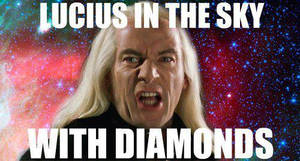 Lucius In The Sky.....With Diamonds by DXvsNWO1994