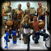New Generation of Champions - WWE by DXvsNWO1994