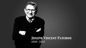 RIP Joe Paterno by DXvsNWO1994