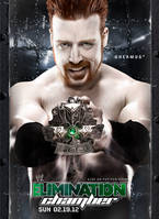 Elimination Chamber 2012 by DXvsNWO1994