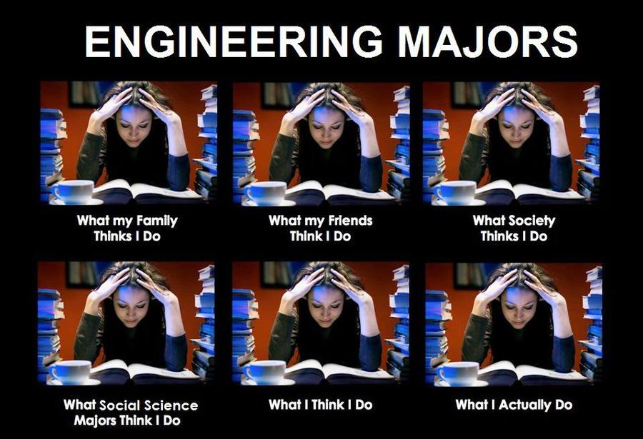 Engineering Majors by DXvsNWO1994