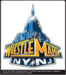 WrestleMania 29 (XXIX) Logo
