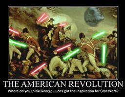 American Revolution/Star Wars by DXvsNWO1994