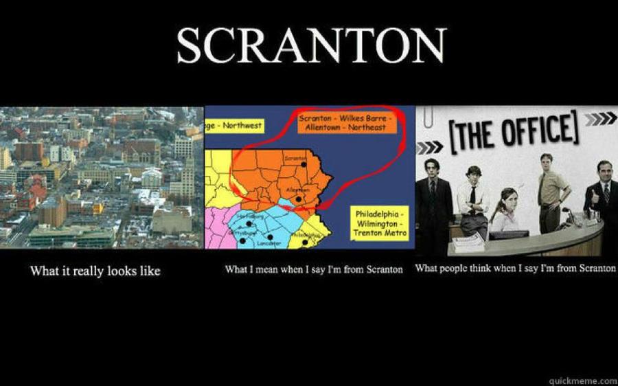 Scranton, PA by DXvsNWO1994