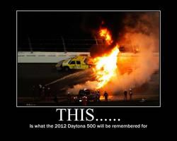 2012 Daytona 500 by DXvsNWO1994