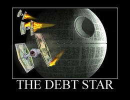 The Debt Star by DXvsNWO1994