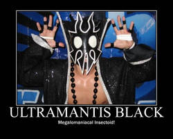 UltraMantis Black by DXvsNWO1994