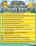 Mitt Romney/Mr Burns aka THE RICH