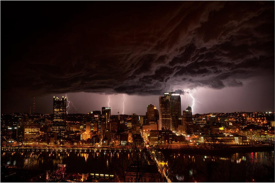 Nature's Fury....Pittsburgh by DXvsNWO1994