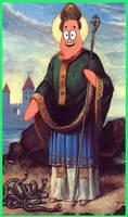 St. Patrick by DXvsNWO1994