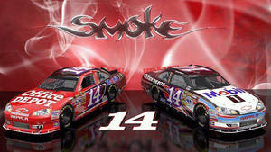 Tony Stewart 2012 Paint Schemes by DXvsNWO1994