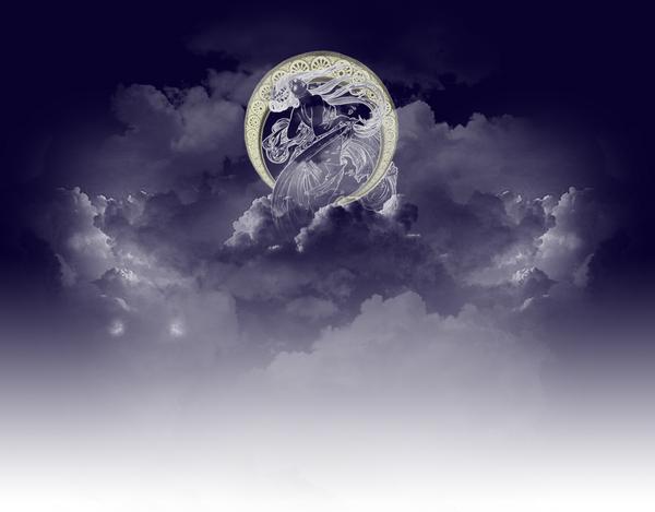 Blue Cloud Dancer by tootlez
