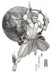 Kami - Thunder  - Raijin-sama