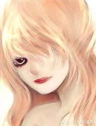 Red Lips by FeiLei