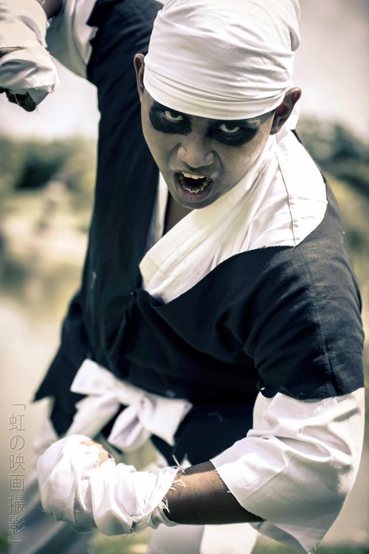 Samurai X : Anji by JioSATAN