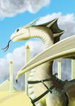 Snake dragon