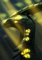 Golden scales by Garlegas