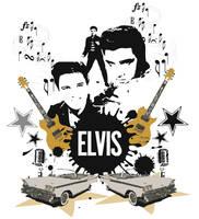 Elvis by raulnigro