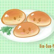 Dim-Sum-YUM: Pork Buns by ScrawnySquall