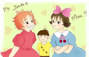 Sosuke is Mine!! by akinta79
