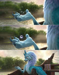 Sisu discovers waterbending (2)