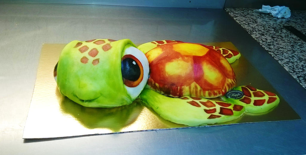 Tortul Squiz by chookki
