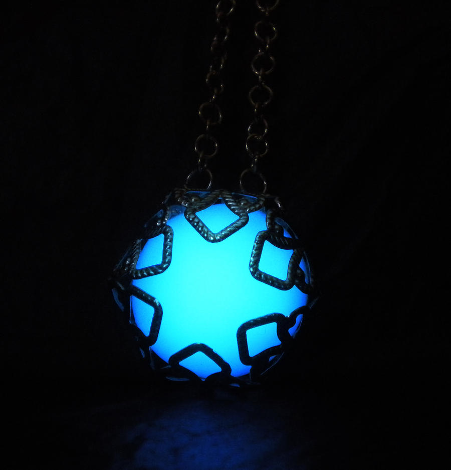 Glow in the dark jewel of atlantis by mysoulshards on for Pleasant hill coin and jewelry