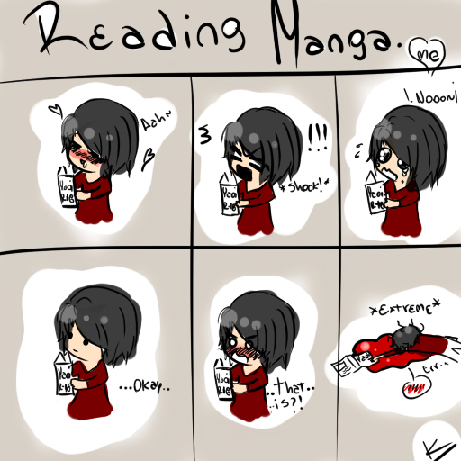 my manga read