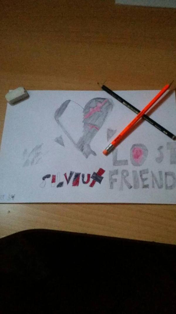broken hearts  by Silviux93abletv