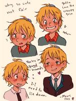 expressions by MerryMarmalade