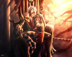 Anima by NecroMarionetta