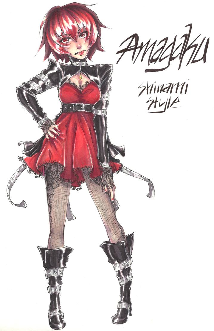 -AT- Amagaku Redesign by shinamiEBA