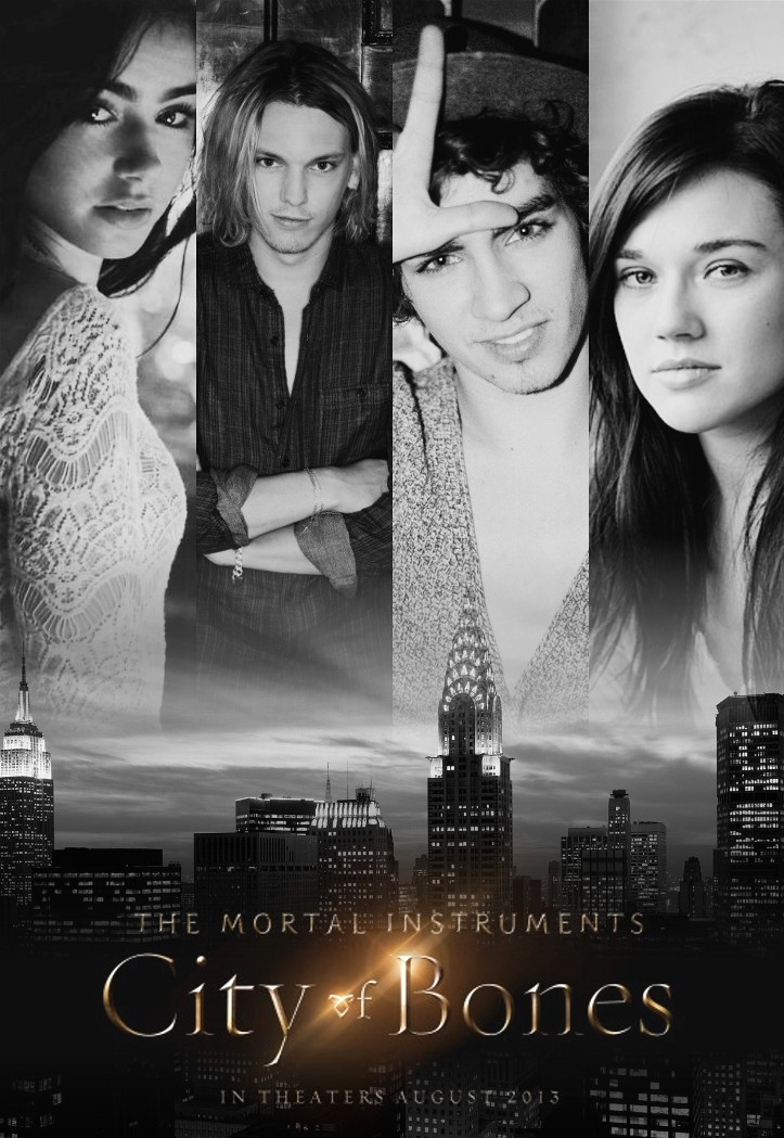 The Mortal Instruments: City of Bones by ishadowhunter