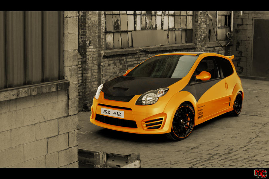 twingo rs 2 virtual tuning by lecouplegoth on deviantart. Black Bedroom Furniture Sets. Home Design Ideas