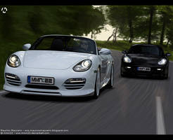 Porsche Boxster by MauricioMassami