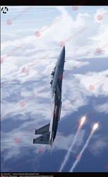 F-15 by MauricioMassami