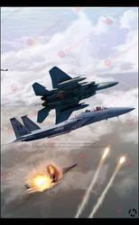 F-15 Second version