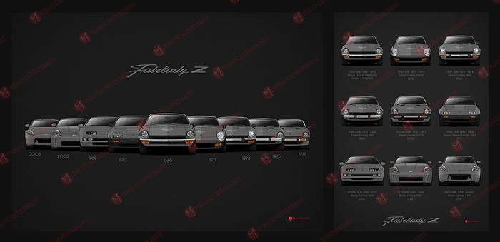 History - Datsun / Nissan Fairlady Z