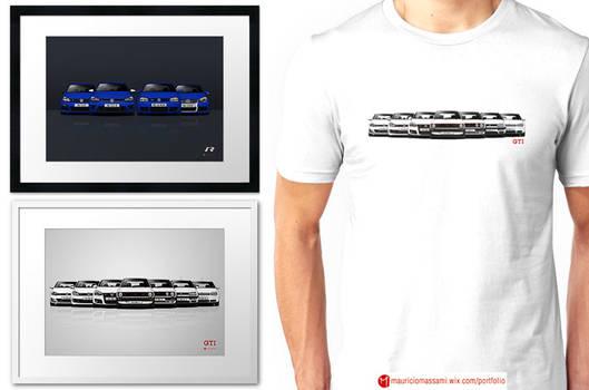 History - Volkswagen Golf GTI / R