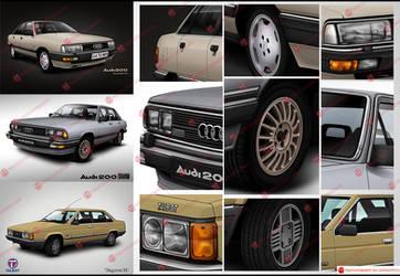 Audi 200 / Audi 200 5T / Talbot Tagora SX