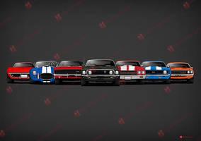 American Cars Series