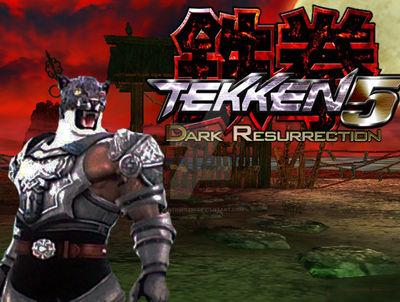 Tekken 5 Dr Armor King Ii By Vertifier234 On Deviantart