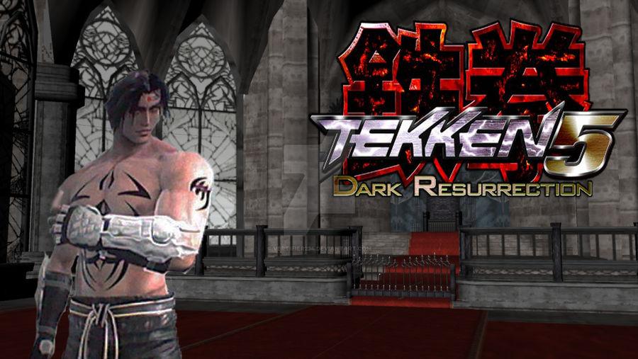 Tekken 5 Dr Jin Devil Jin The Demented Torture By Vertifier234