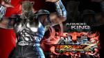 Tekken 7: Fated Retribution: Armor King (FANMADE) by Vertifier234