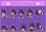 Bonnie- Shimeji + Download
