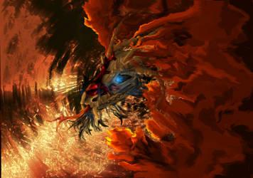 Razzazor by Rokkaku-Fight