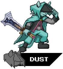 Indie Fighters - Dust by KentoBalisto