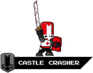 Indie Fighters - Castle Crasher by KentoBalisto