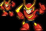 Megaman - Quickman